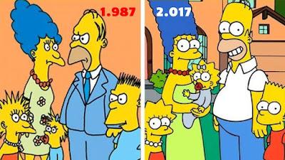 El antes y el hoy
