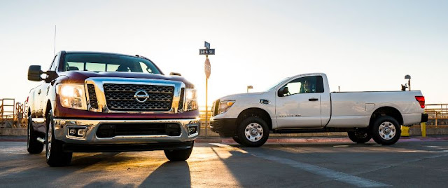 Nissan Titan y Titan XD Single Cab 2017