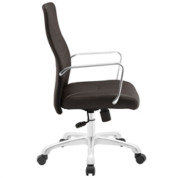 Modway Depict Chair - Side View