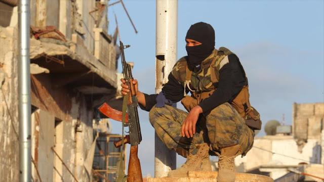 """""""Terroristas de Turquía y EEUU preparan ataque químico en Siria"""""""