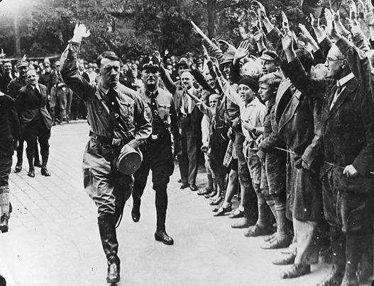 Adolf Hitler's rise to power