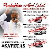 Difitnah Peroleh Hadiah dari Prabowo, Ust Somad Ungkap Fakta Telak