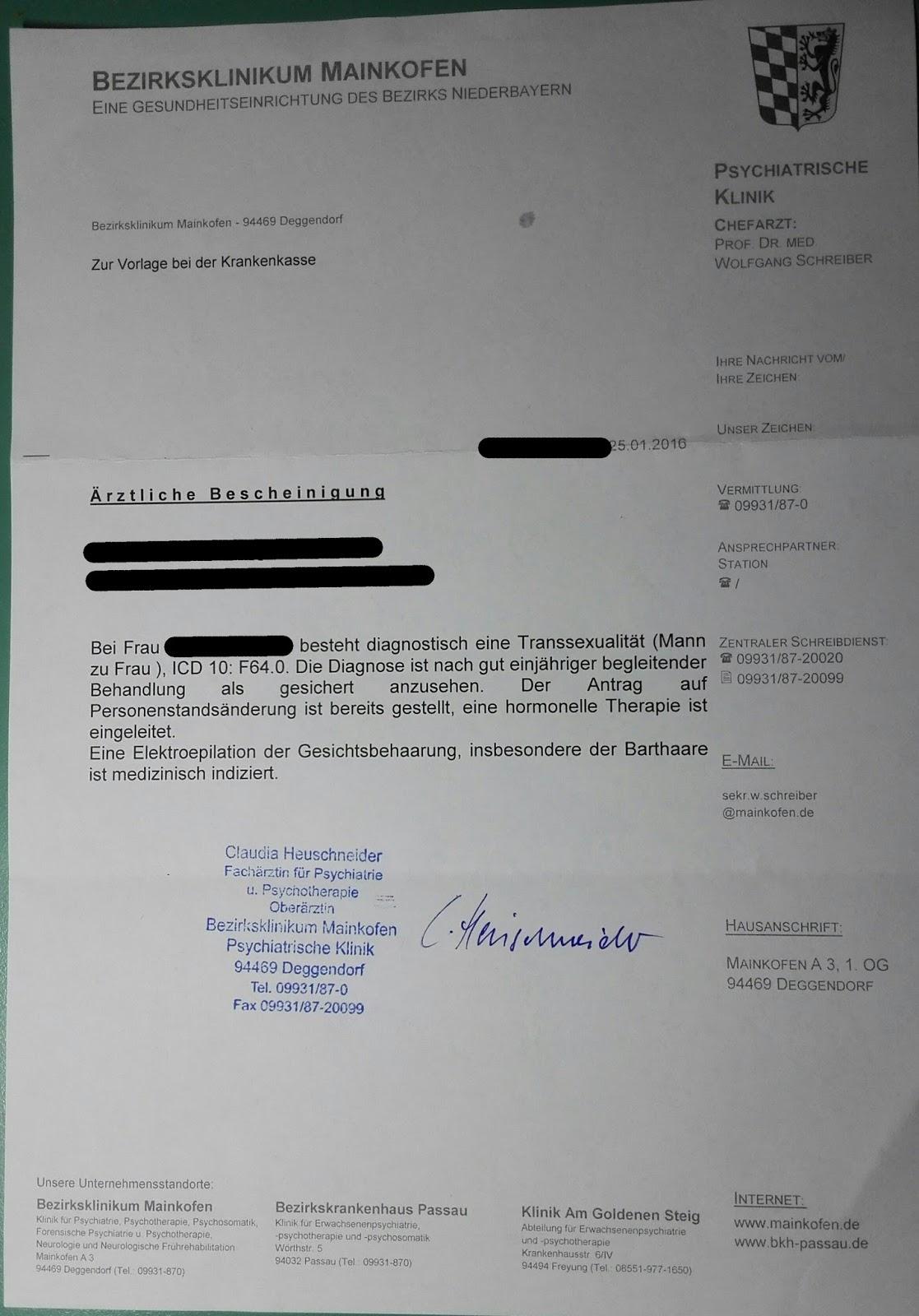 Antrag Kostenübernahme Krankenkasse Lipödem