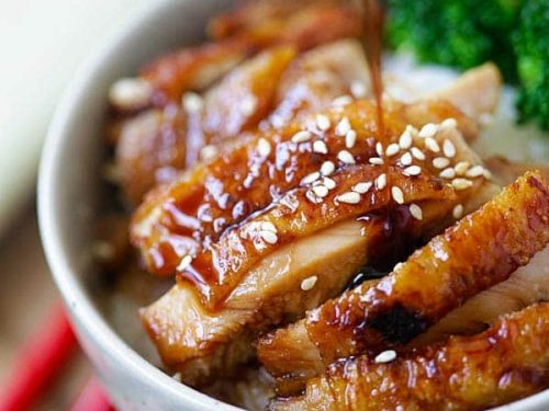 Teriyaki Chicken | Teriyaki Chicken Recipe