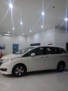 Honda Bekasi: CR-Z Tampil Instimewa