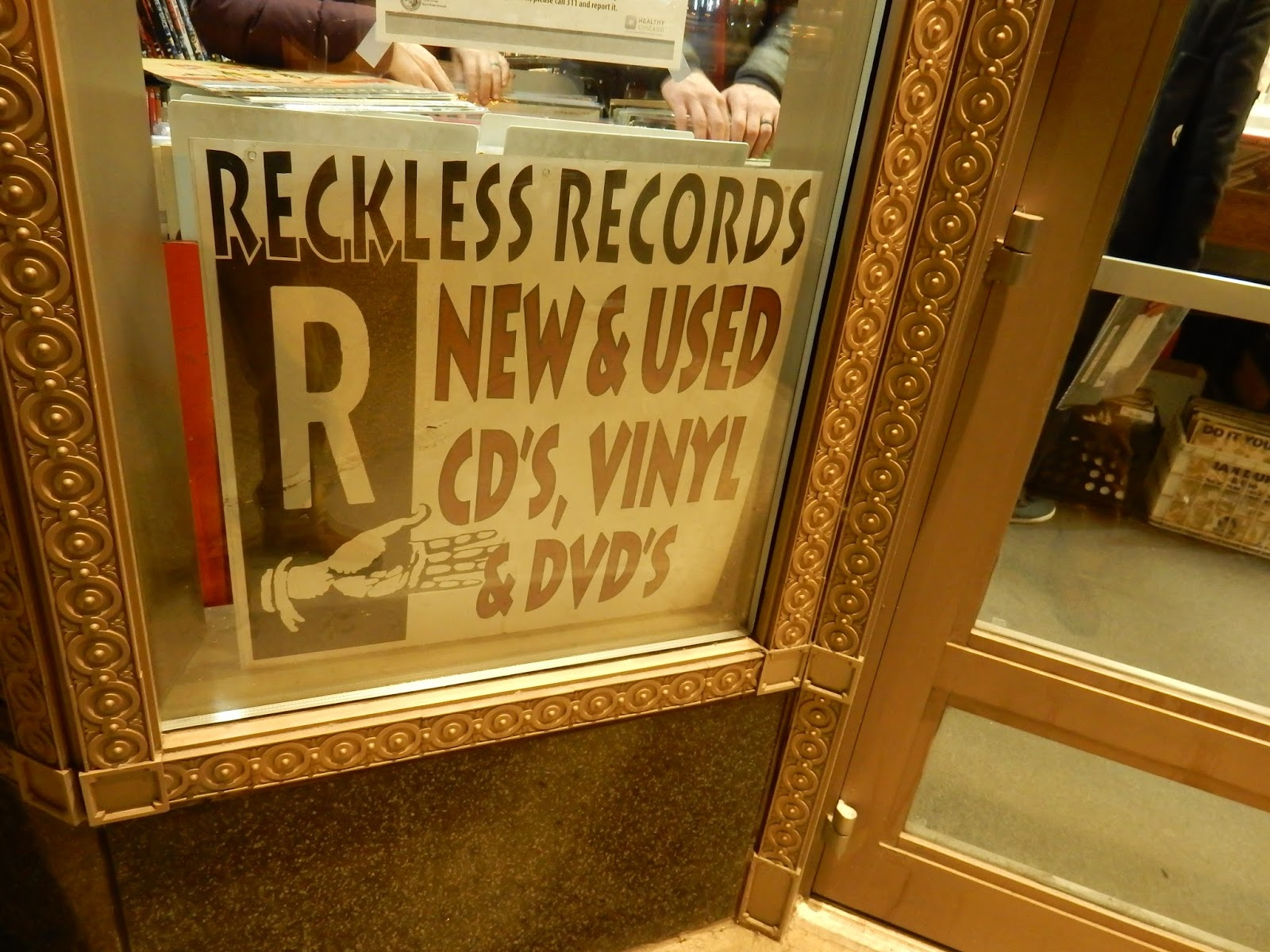 Reckless Records - Loop: Record Shops