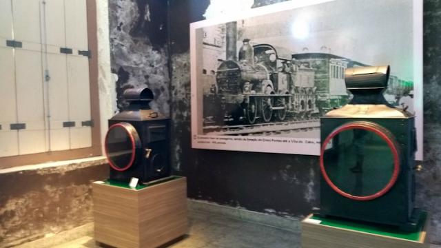 Estação Central Capiba - Museu do Trem do Recife
