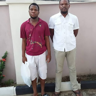 Yahoo boy Sentenced To 29 Years In Prison Over N2m Cyber Fraud.