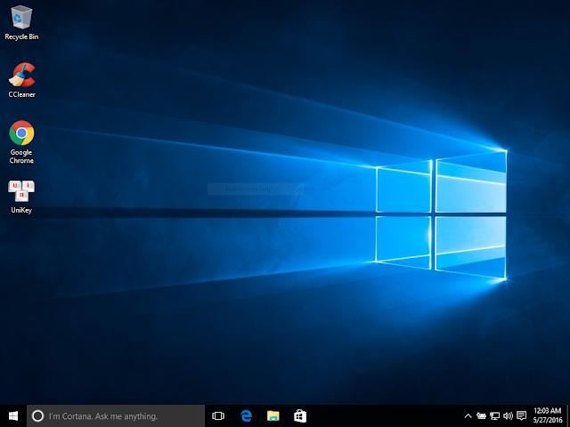 Windows 10 Tutorial: Phần 1 Cài Win 10 trong môi trường Win 10 PE