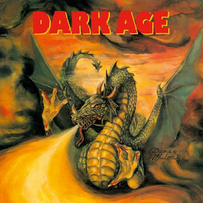 "Dark Age - ""Metal Axe"" (audio) from the album ""Dark Age"""