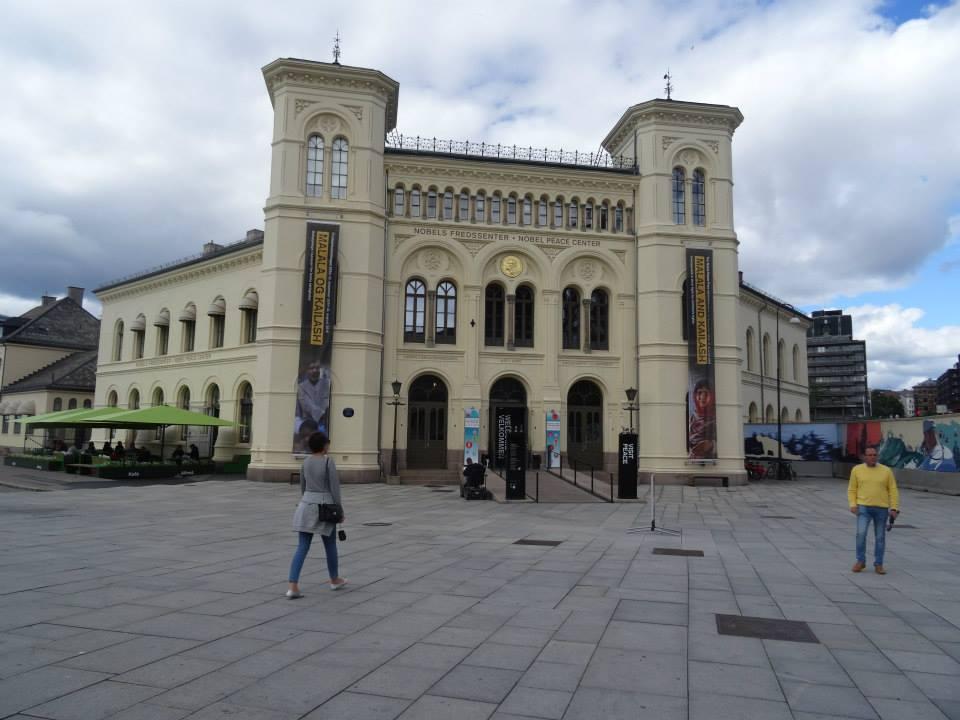 nobel prize museum oslo