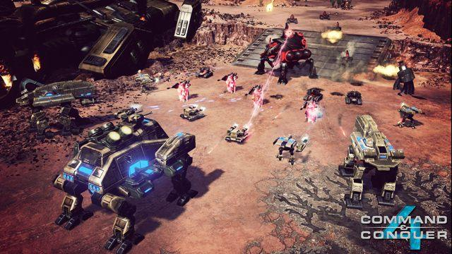 Command y Conquer 4 Tiberian Twilight PC Full
