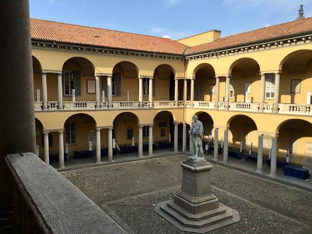 Univerzita v Pavii, Università degli studi di Pavia