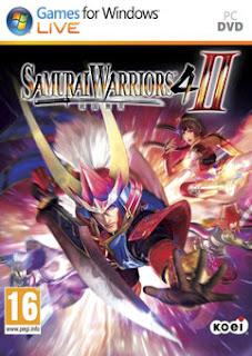 Download Samurai Warriors 4 II PC Game Gratis