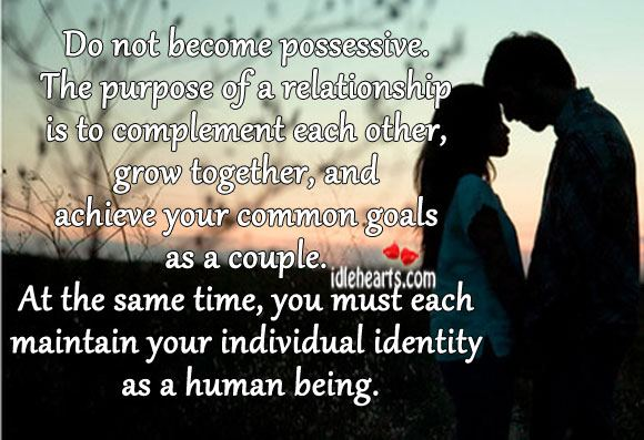 good quotes on possessiveness in a relationship