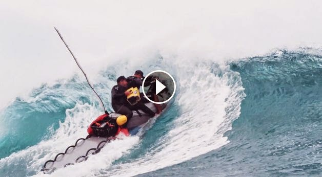 The Sights and Sounds of the Volcom Pipe Pro