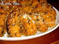Bitter Melon Muthia(Dumpling)
