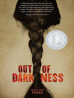 Out of Darkness by Ashley Hope Pérez book cover and review
