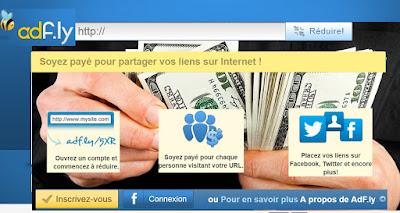 شرح adfly أفضل موقع لإختصار الروابط و الربح من الأنترنت