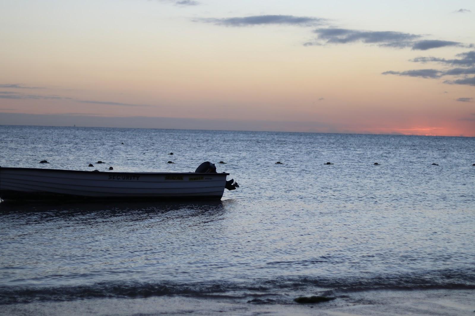 Angsana Balaclava Sunset