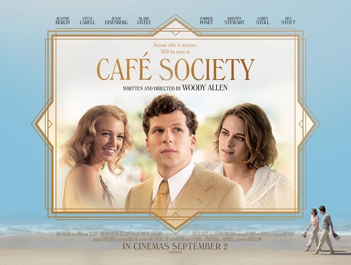 Póster: Café Society