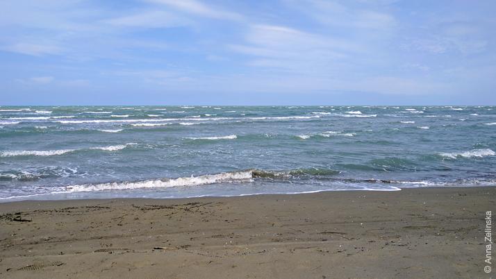 Адриатическое море, Албания
