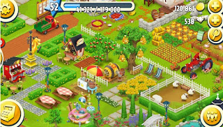 Hay Day APK v1.39.93 (MOD Coins/Gems/Seeds) + Data for Android