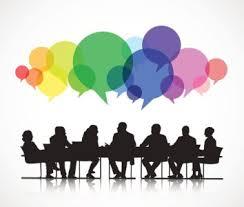 falando em reuniões
