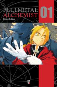 Fullmetal alchemist 1 JBC