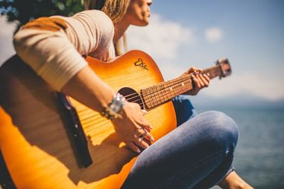 Gitar yaitu alat musik yang sangat terkenal di Indonesia dan di seluruh dunia Cara Memilih Gitar Akustik dengan Budget Minim