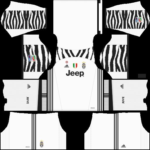 buy popular ee810 a615b By Photo Congress || Logo Dream League Soccer Juventus 2017