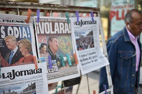 اهتمامات صحف أمريكا الجنوبية