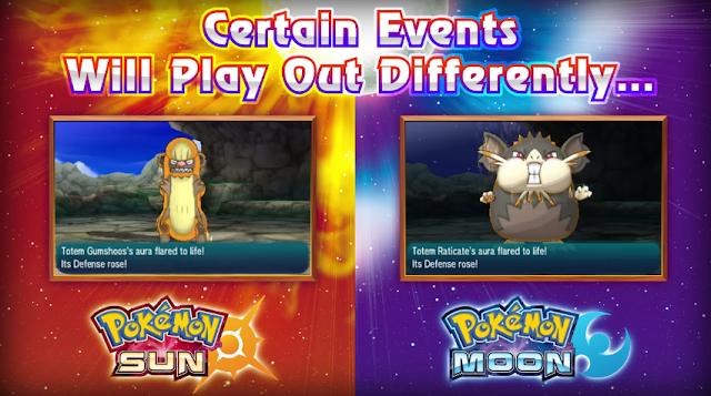 Pokémon Sun Totem Gumshoos Moon Alolan Raticate