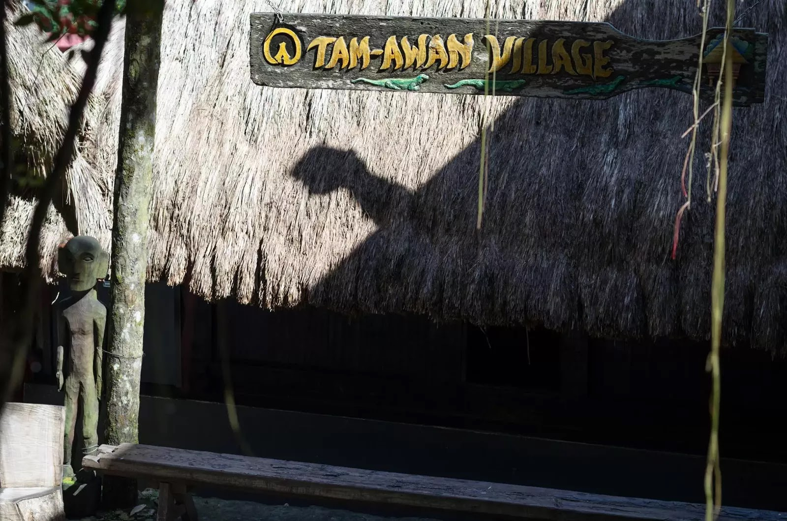 International Arts Festival 8th Tam-awan Baguio City Philippines Fertility Idol Guardian