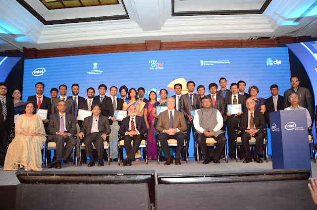 Top 10 Finalists Announced in Intel and DST Innovate for Digital India Challenge