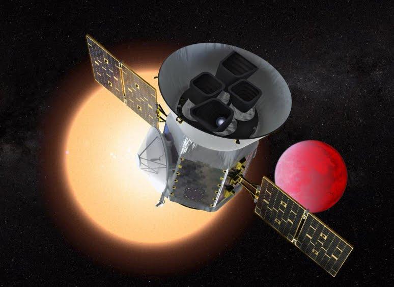 Eccezionale! TESS scoprirà 10.000 nuovi pianeti ALIENI durante i suoi primi 2 anni di vita.