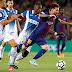 Messi marca três, Barcelona goleia e mantém 100% de aproveitamento