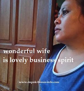 Bisnis, Sukses Bisnis, Dukungan Istri, Dukungan Bisnis