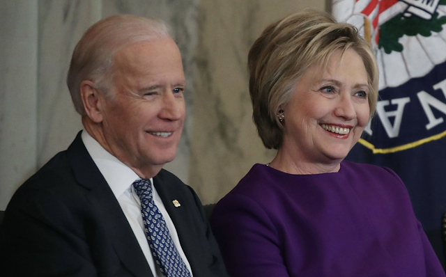 Biden ripped as the 'Hillary Clinton of 2020' | Mulvaney says he's 'losing at the very highest levels'