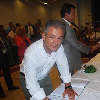 Με βαθιά θλίψη το τελευταίο «αντίο»  του Δημοτικού Συμβουλίου Φυλής στον Δημήτρη Τσίγκο