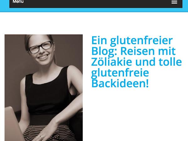 Interview auf MeinAllergiePortal