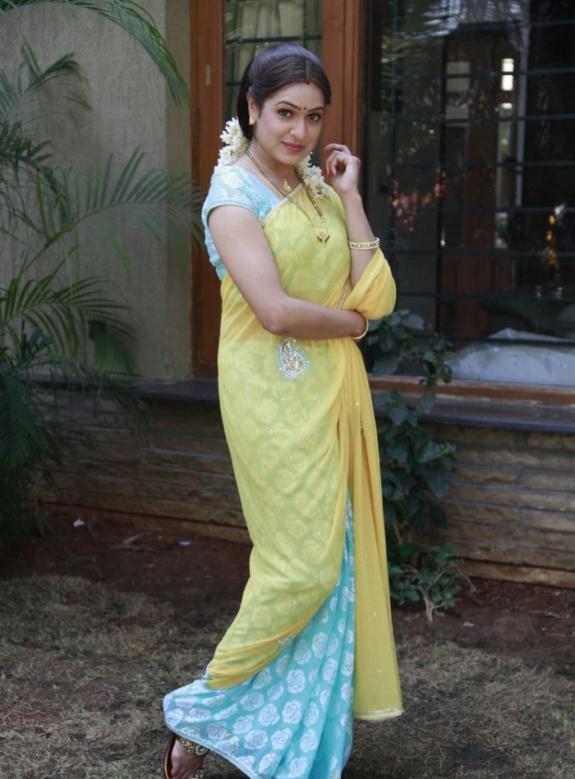 Aditi agarwal latest photoshoot in saree