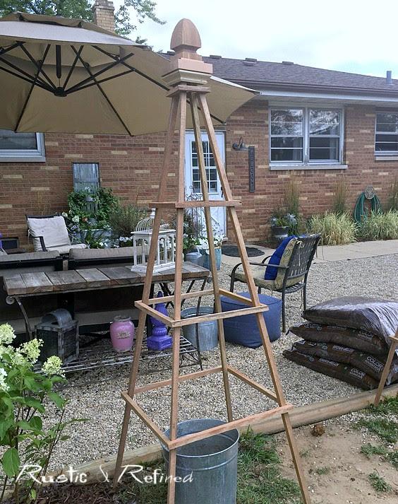 Obelisk DIY Project