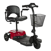 Drive Medical Bobcat X3 Compact Transportable Power 3-Wheel Mobility Scooter, review features compared with Bobcat X4