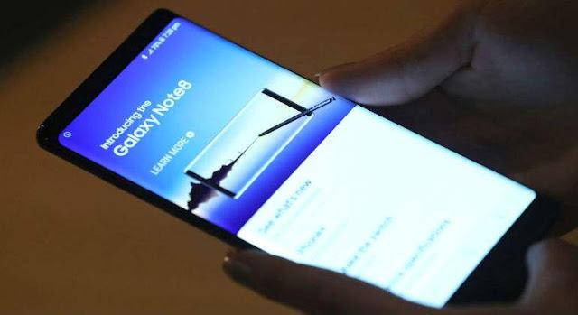 Android Oreo comienza a llegar los Samsung Galaxy Note8 españoles