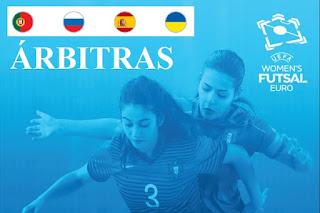 arbitros-futbol-eurofemenino-futsal