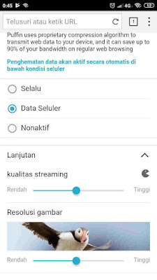 Tips Main Game Internet di Android