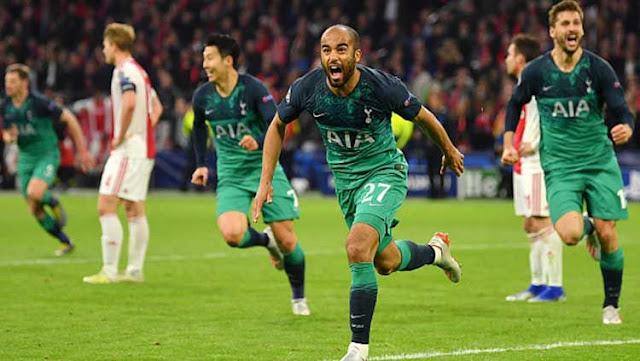 4 Pertandingan Terbaik Lucas Moura Bersama Tottenham Hotspur