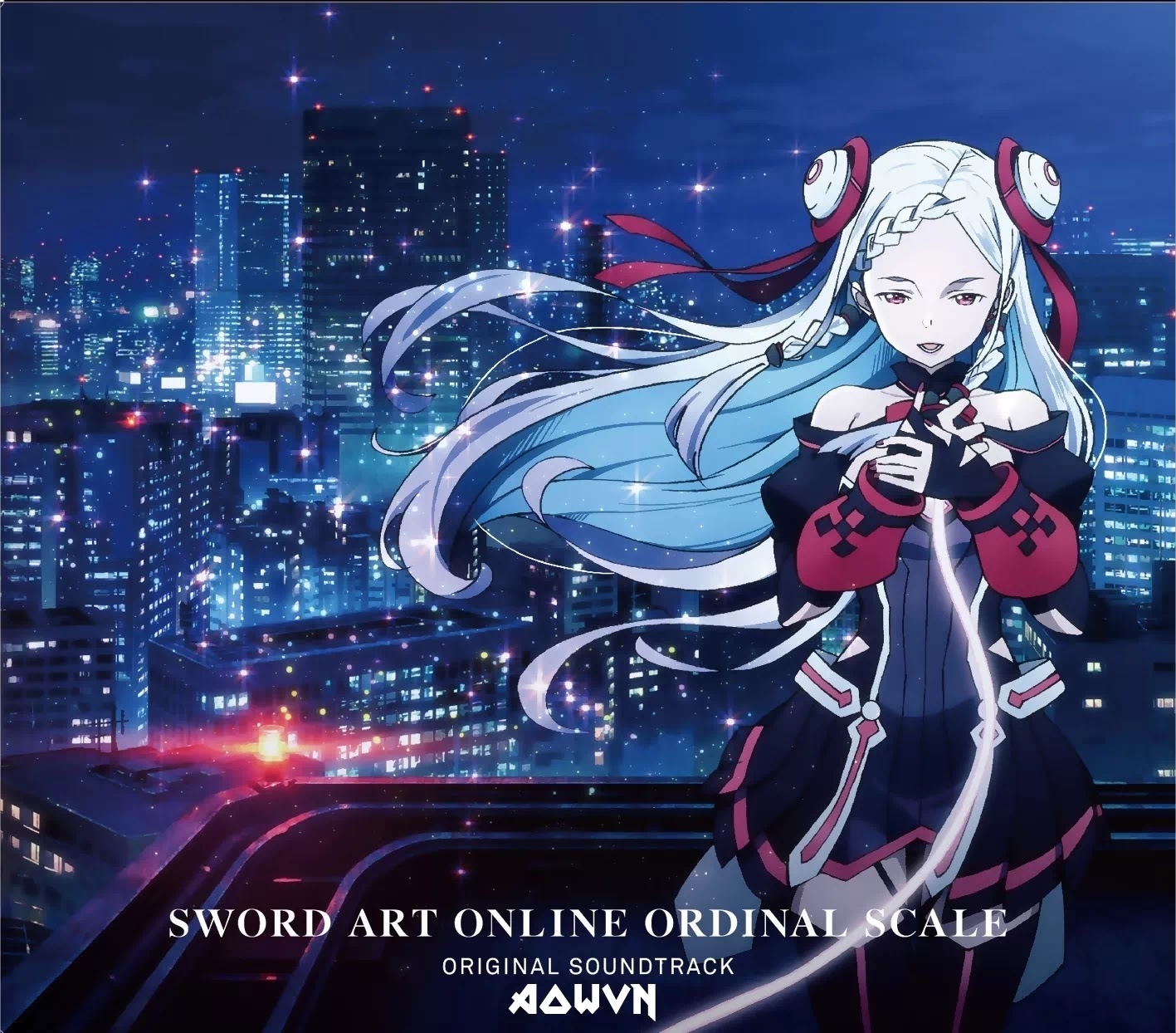 AowVN.org m - [ Nhạc Nhật ] Sword Art Online The Movie: Ordinal Scale OST 2017 | FLAC 24bit - Anime Songs
