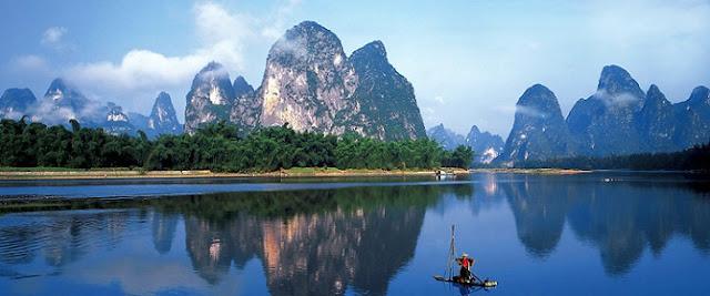 6 Tempat Wisata Yang Mempesonah Seperti Surga Dunia